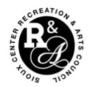 sioux-center-rec-arts-logo